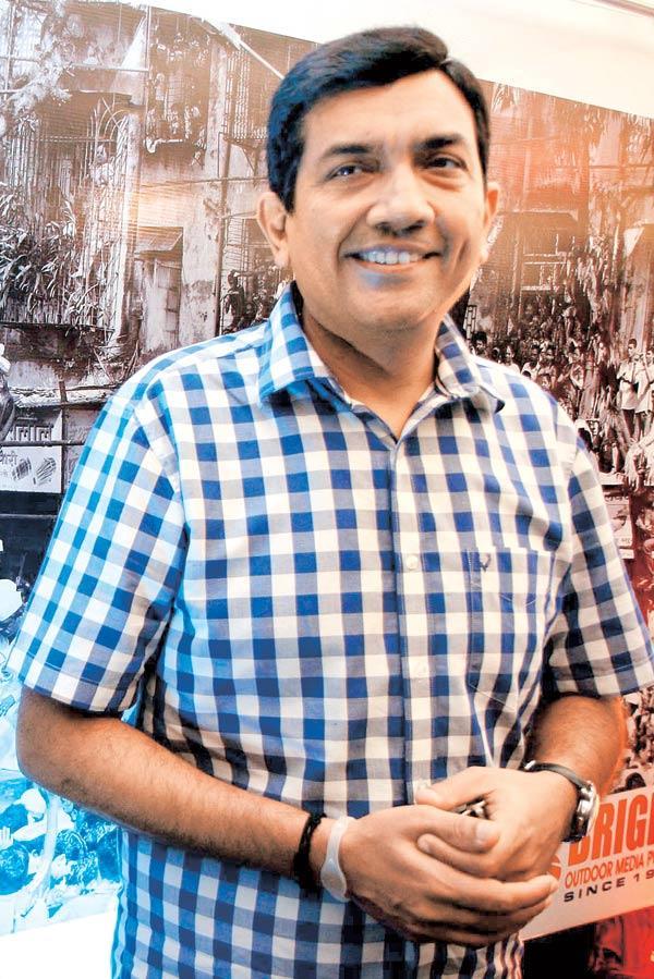 Sanjeev Kapoor at Bright Advertising's We Love Mumbai Campaign
