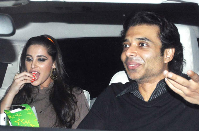 Nargis Fakhri and Uday Chopra Latest Still