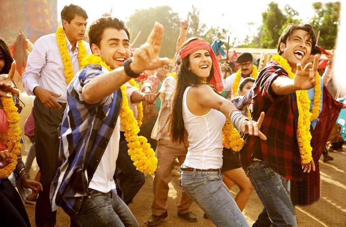 Katrina Kaif In Meri Brother Ki Dulhan Movie Still