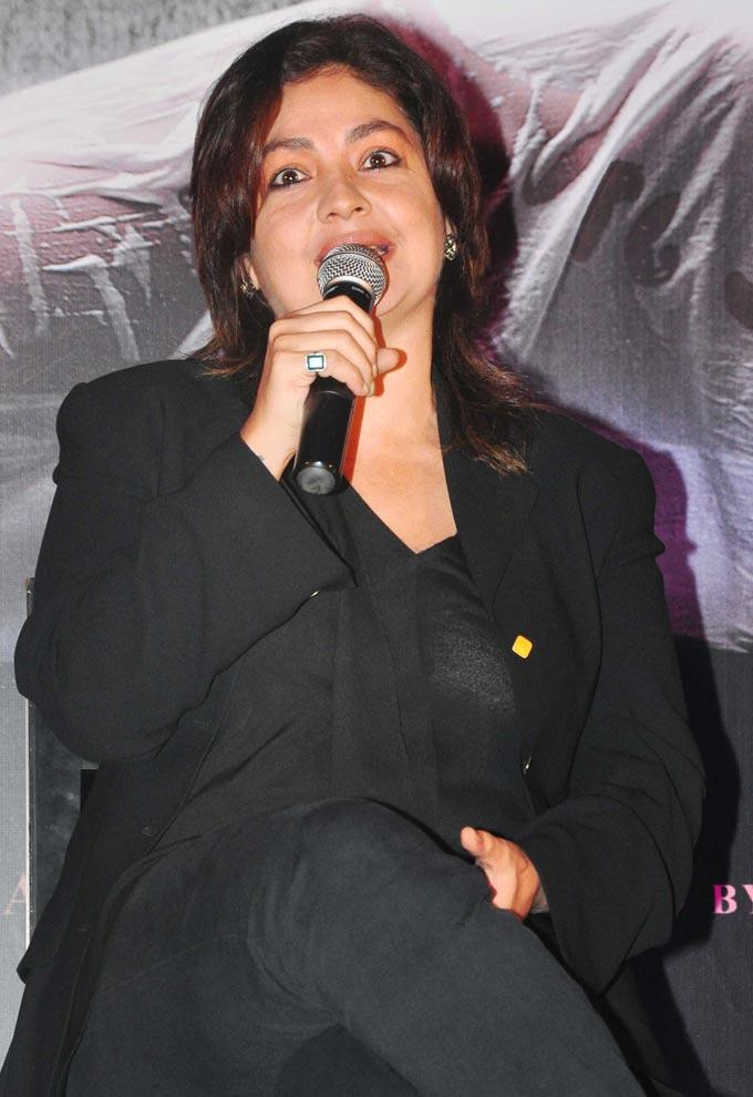 Pooja Bhatt Speaks During Jism 2 Movie Press Conference
