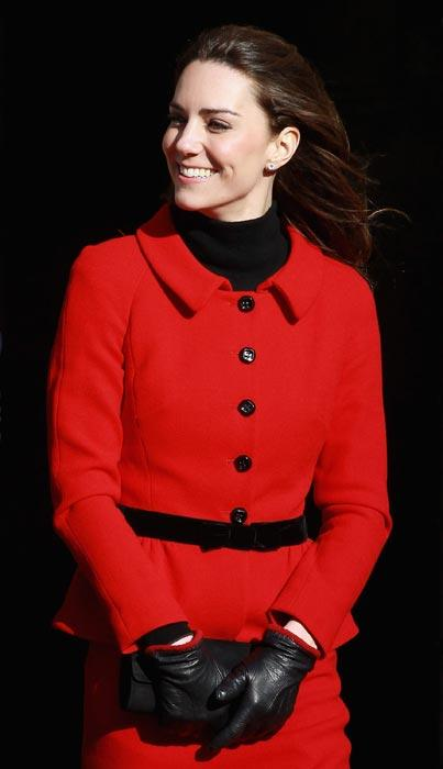 Kate Middleton Was Placed Third with 5 Percent Votes
