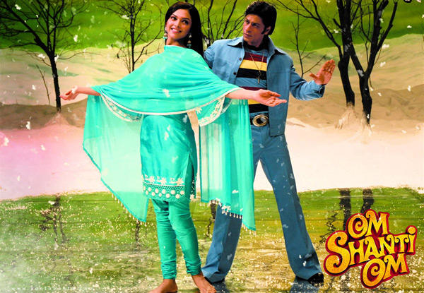 Main Agar Kahoon From Om Shanti Om, Wonderfully Choreographed, Sonu's Voice Gave Finesse To This Memorable Romantic Track