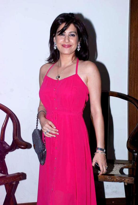 Amrita Raichand Glams Up at Amadeus Anniversary Bash