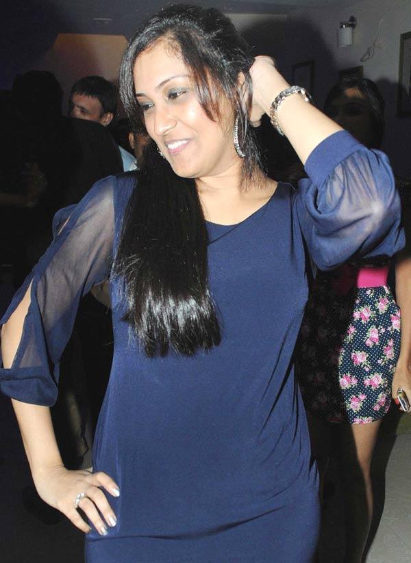 Celebs Dancing Still at Kamaal R Khan House Warming Party