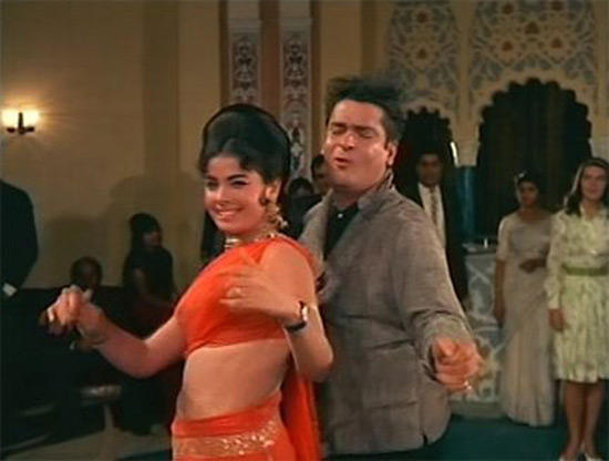 Aaj Kal Tere Mere Song From Brahmachari Which Saw Her Shaking a Leg With Shammi Kapoor