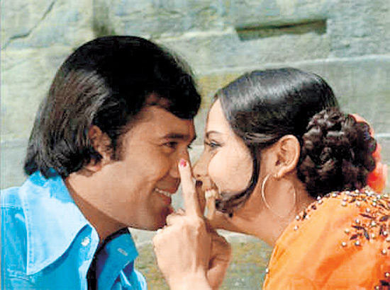 Mumtaz and Rajesh Khanna's Chemistry Was Legendary