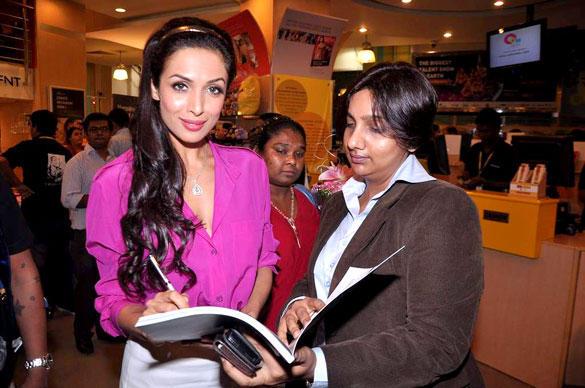Malaika Arora at Mercedes Benz Magazine Anniversary Issue Launch Event