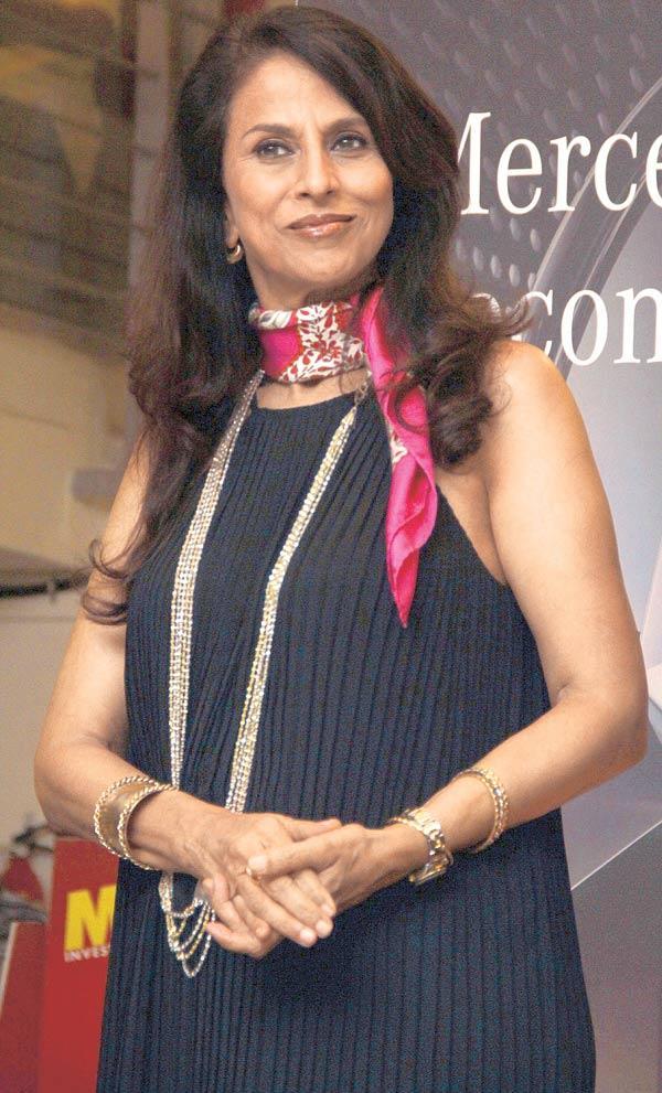 Shobha De at The Launch Of Mercedes Benz Magazine