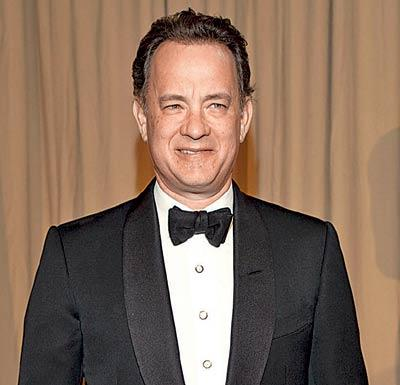 Tom Hanks Has a Hobby of Collecting Unique Pieces of Typewriters and Reportedly,Has 200 of Them