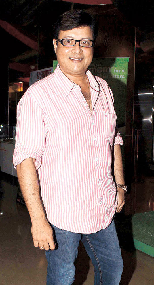 Sachin Pilgaonkar at Special Screening Of Animated Film Krishna And Kans