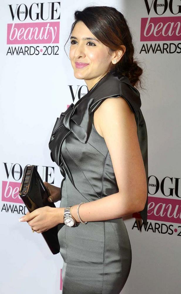 Hot Beauty at Vogue Beauty Awards 2012