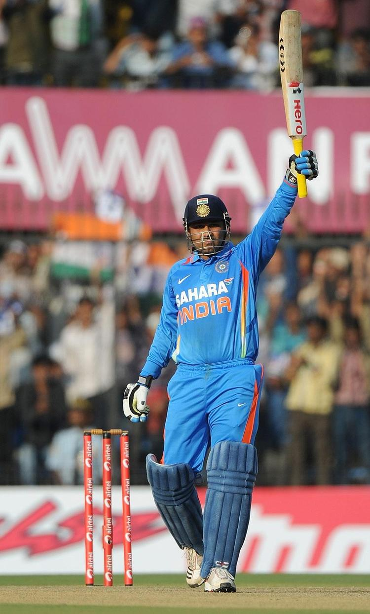 Virender Sehwag Signals for..