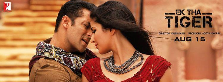 Salman and Katrina Mashallah Song Poster