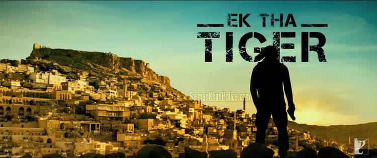 Salman Khan Ek Tha Tiger Movie Latest Poster