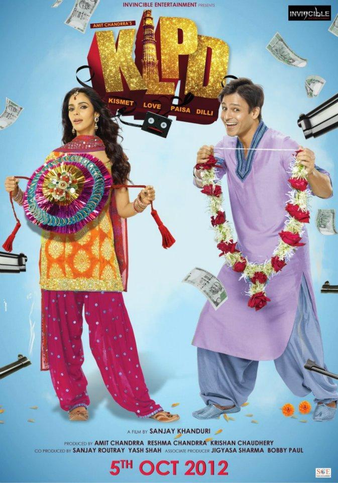 Funny Poster of Kismat Love Paisa Dilli