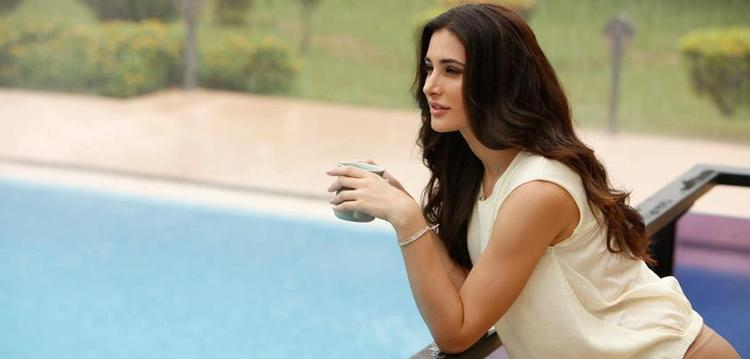 Nargis Fakhri Photo Shoot For Parachute Advansed Ad
