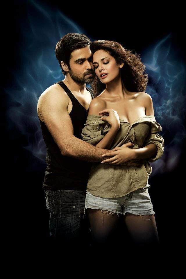 Emraan Hashmi and Esha Latest Hot Spicy Still In Raaz 3