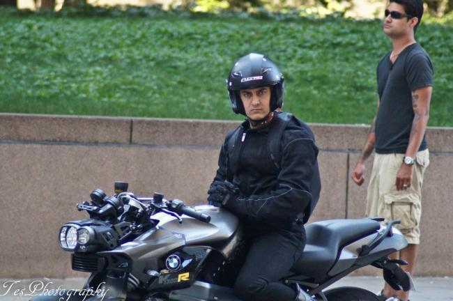 Aamir Khan To Play A Villain For The First Time in Dhoom 3