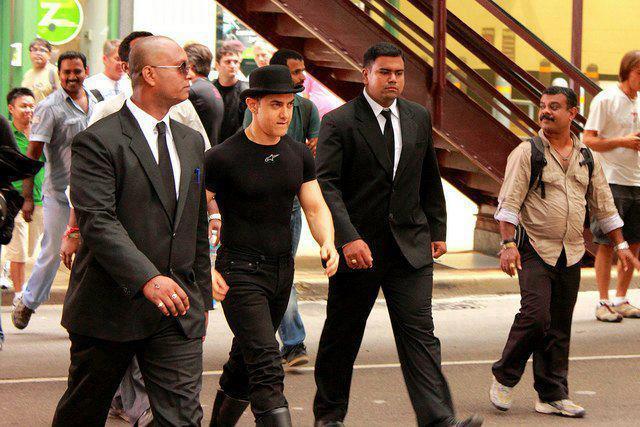 Aamir Khan Play a Villain Role For Dhoom 3