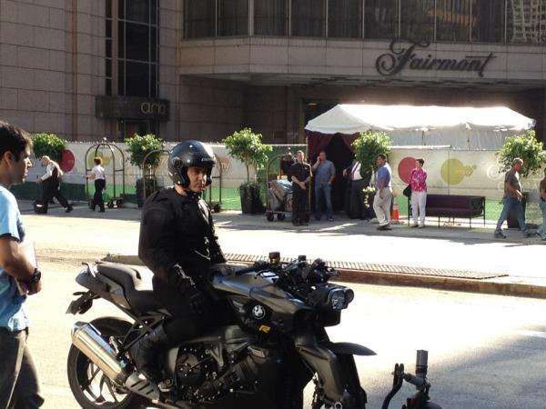 First Look Of Aamir Khan in Dhoom 3