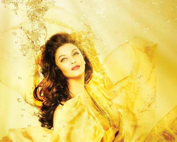 Bollywood Diva Aishwarya in a Stunning Avatar For a Recent Ad Shoot