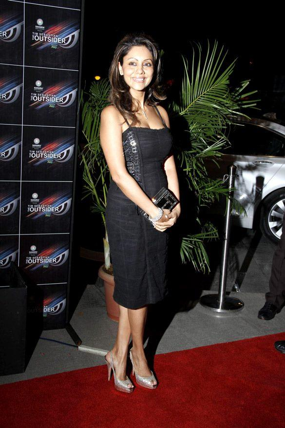 Gauri Khan at The Launch Party of Debate Series The Outsider