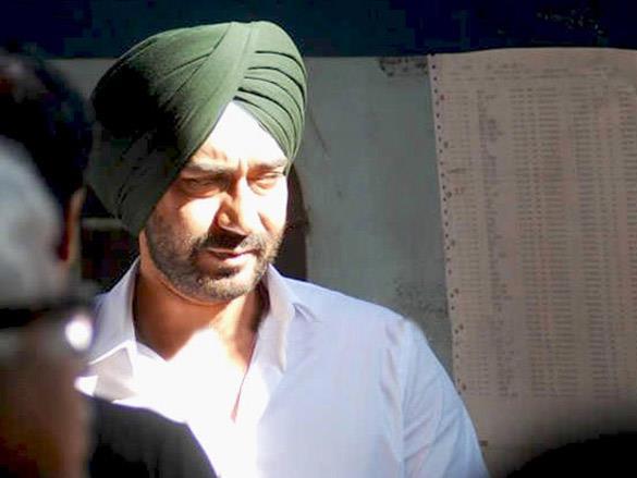 Ajay Devgan Stunning Pic In Son Of Sardar Movie
