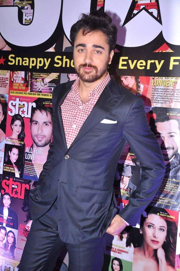 Imran Khan Grace The Launch of Star Week Magazine