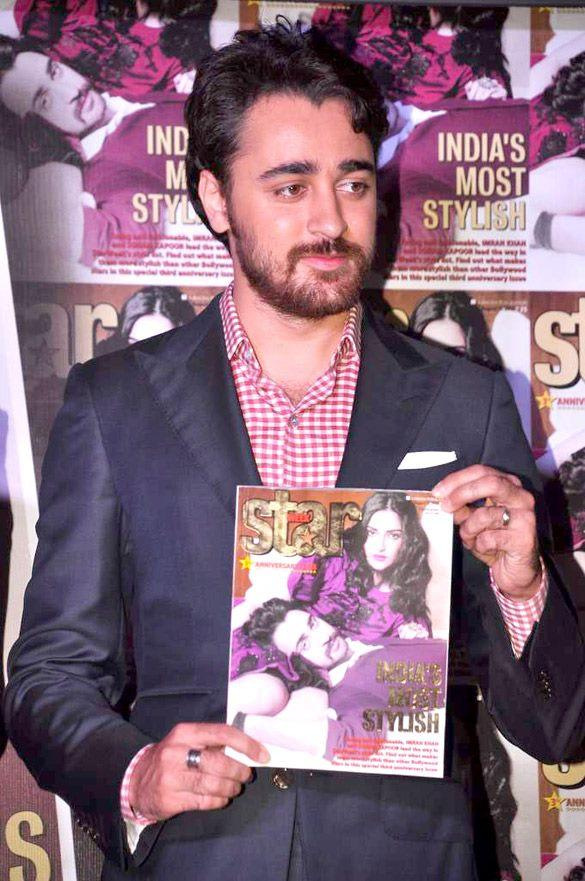 Imran Khan Launches The Star Week Magazine