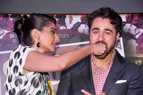 Sonam and Imran Celebrate Star Week Magazine Launch Party