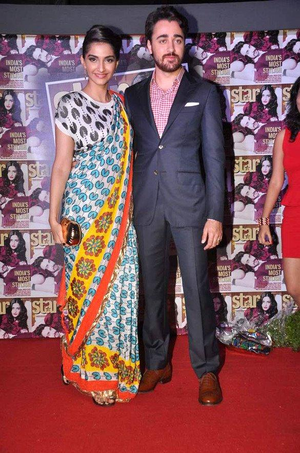 Sonam and Imran at The Launch of Star Week Magazine