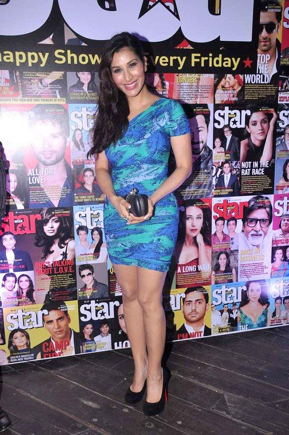 Sophie Chaudhary at Star Week Magazine Launch