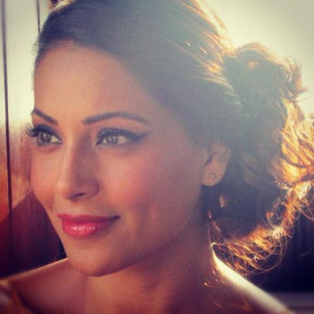 Bong Beauty Bipasha Basu On The Sets Of Aatma