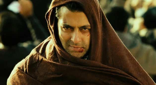 Salman Khan Exclusive Still From The Movie Ek Tha Tiger