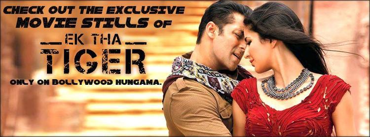Ek Tha Tiger Movie Mashallah Song Romantic Poster