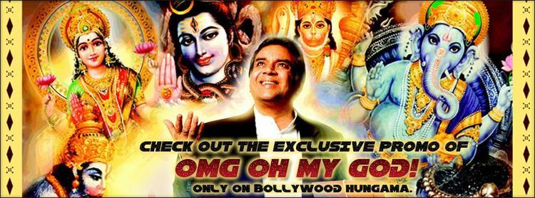 Hindi Comedy Movie Om My God Poster