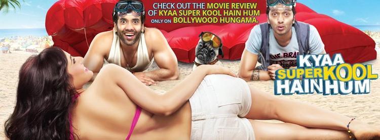 Kya Super Kool Hain Hum Movie Sexy Poster