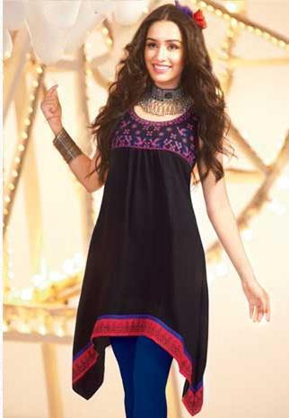 Shraddha Kapoor New Photoshoot For Global Desi