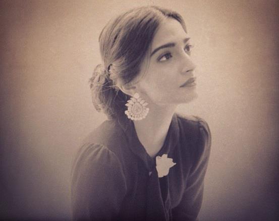 Sizzling Sonam Kapoor Shoot For Star Week Magazine