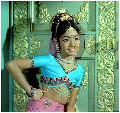Child Actress Sridevi Kapoor Cute Still