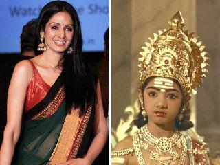 Sridevi In Thunaivan Movie
