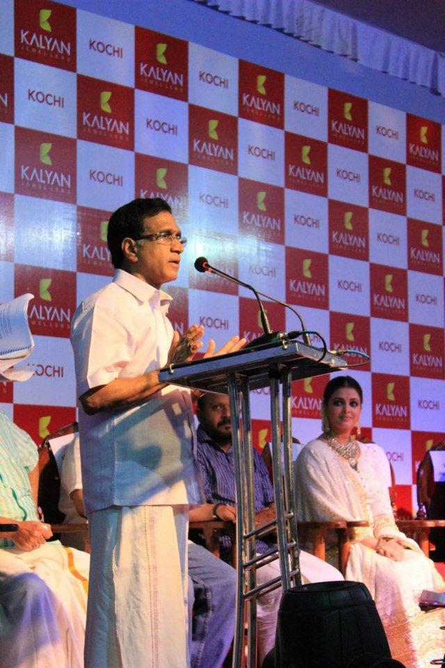 Aishwarya Rai as Brand Ambassador of Kalyan Jewellers