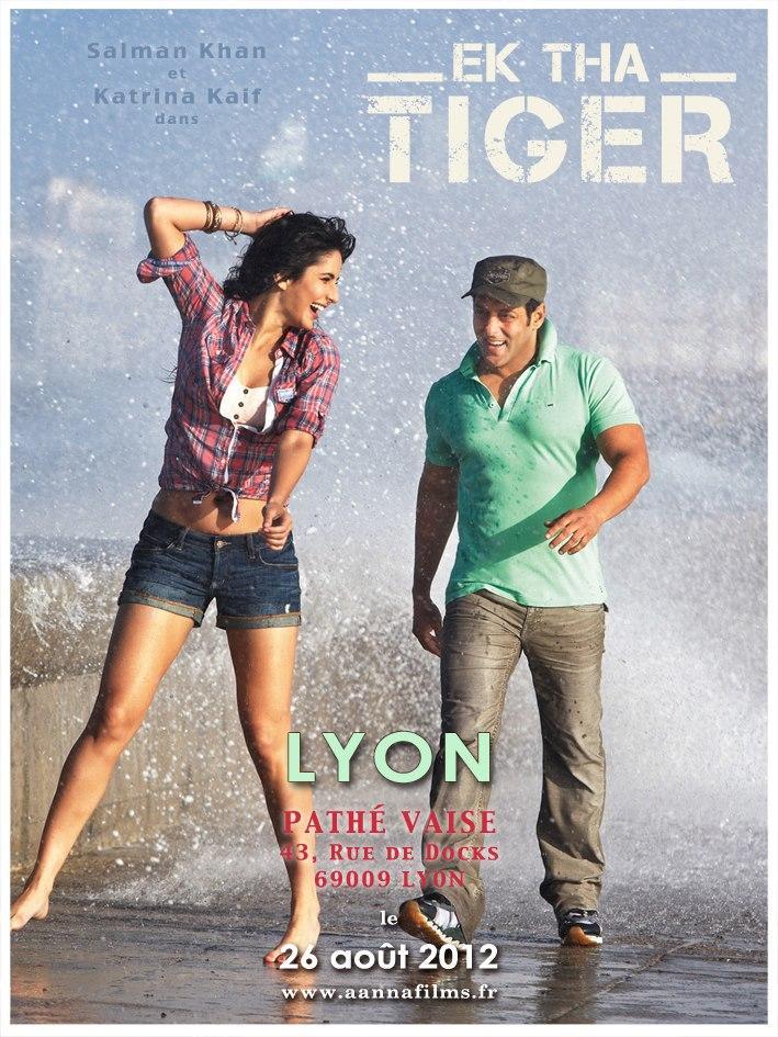 Most Awaited Film Ek Tha Tiger French Wallpaper