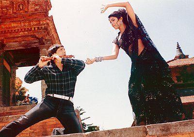 Priyanka and Govinda In Deewana Main Deewana