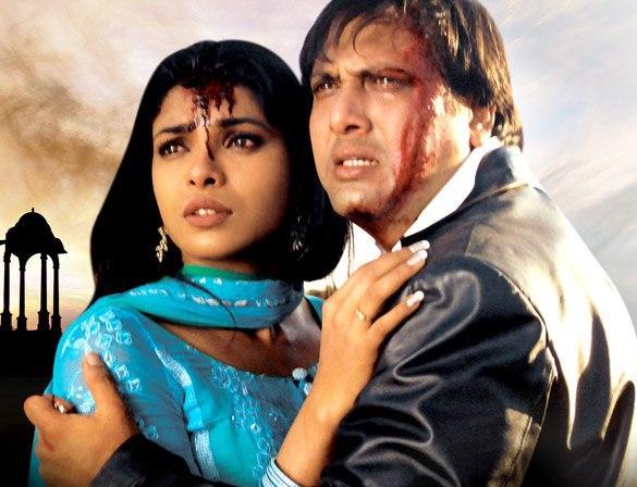 Priyanka and Govinda in KC Bokadia's Deewana Main Deewana