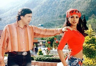 Priyanka and Govinda Song Still In Deewana Main Deewana Movie