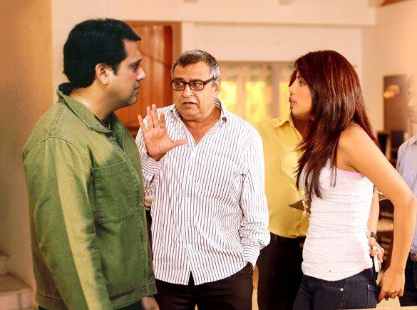 Priyanka and Govinda A Still From Movie Deewana Main Deewana