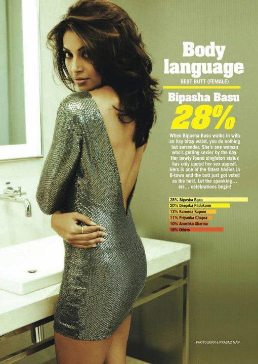 Bipasha Basu The Girl With Sexiest Butt