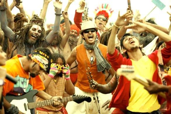 Shreyas Talpade A Still From The Movie Joker