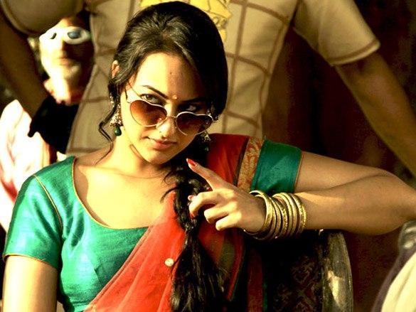 Sonakshi Sinha Cute Acting Still in Joker Movie